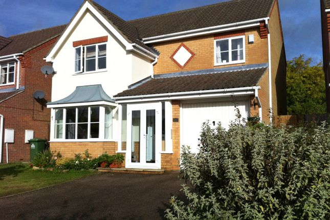 Thumbnail Detached house to rent in Bloomfield Road, Cheshunt, Waltham Cross