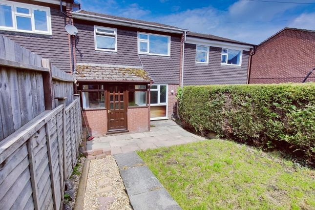 Thumbnail Terraced house to rent in Radnor Drive, Knighton