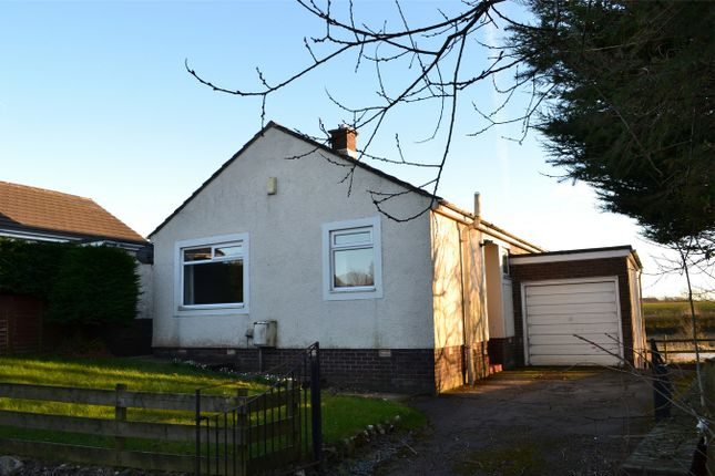 Thumbnail Detached bungalow for sale in Meadowfield, Gosforth, Seascale, Cumbria
