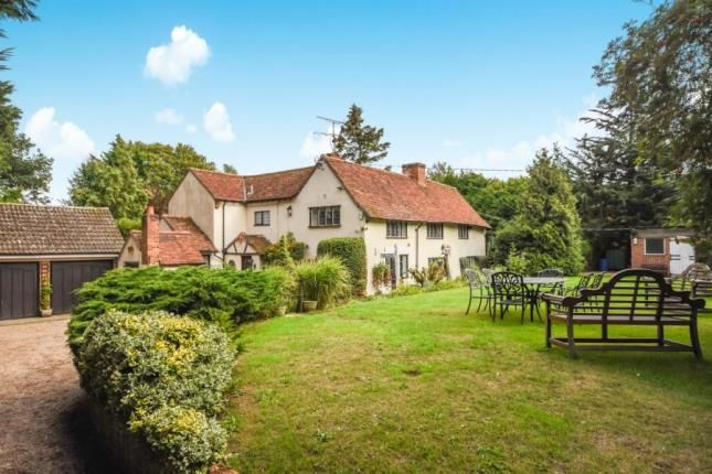 Thumbnail Detached house for sale in Bradwell, Braintree