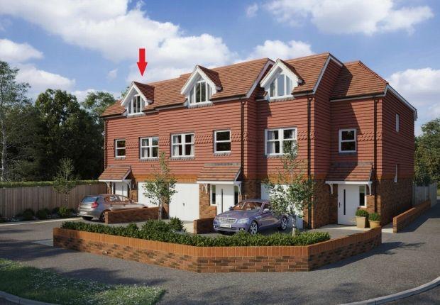 Thumbnail End terrace house for sale in Lambarde Road, Sevenoaks
