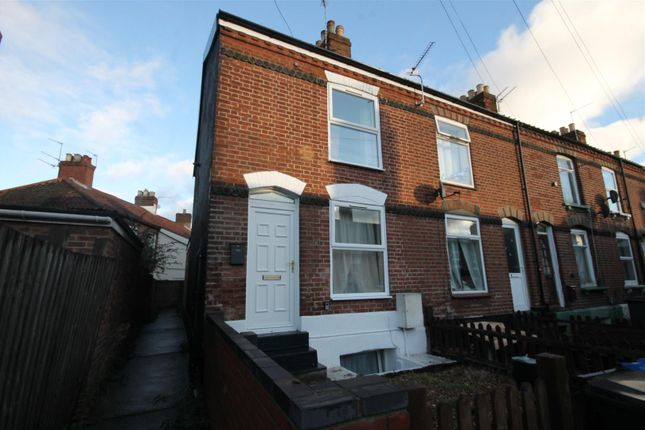 Thumbnail Terraced house to rent in Albany Road, Norwich