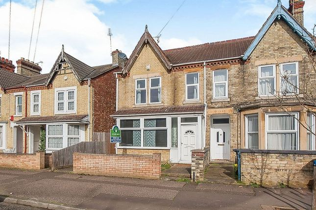 Semi-detached house to rent in The Pantiles, All Saints Road, Peterborough