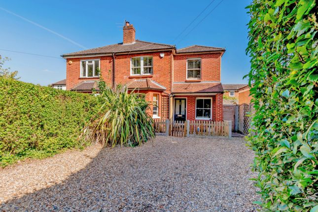 Semi-detached house for sale in Westfield Road, Woking