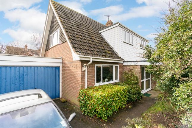 Thumbnail Detached house for sale in Tansley Close, Shrewsbury