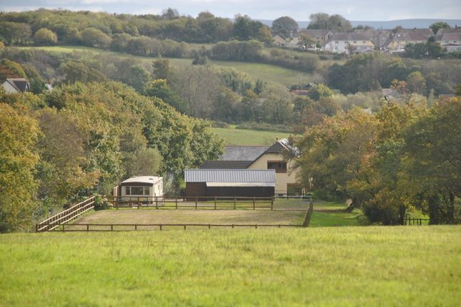 Thumbnail Detached house for sale in Heol Dinefwr, Foelgastell, Llanelli