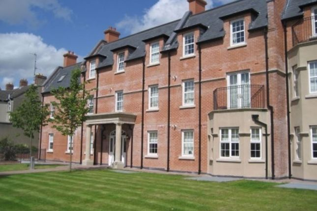 Thumbnail Flat to rent in Milfort Mews, Dunmurry, Belfast