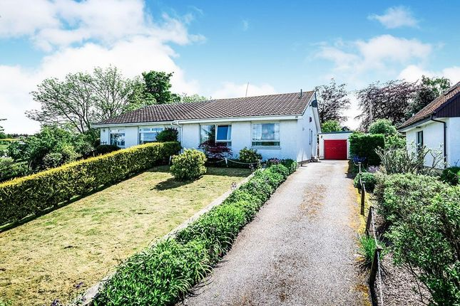 Thumbnail Bungalow for sale in Schoolcroft, Culbokie, Dingwall