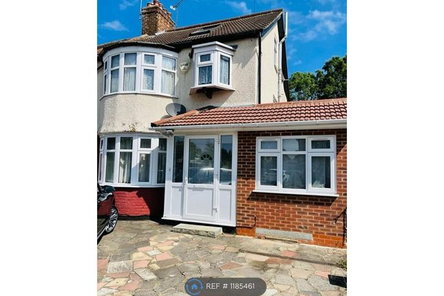 Thumbnail Semi-detached house to rent in Chestnut Drive, Pinner