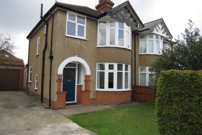 Thumbnail Property to rent in Westbury Road, Ipswich