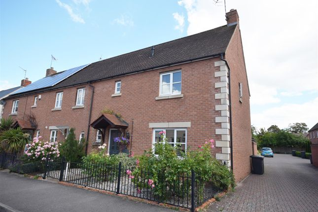 Thumbnail End terrace house for sale in Amis Way, Stratford-Upon-Avon