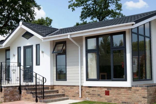 Thumbnail Detached bungalow for sale in Horton Road, Three-Legged Cross, Nr Wimborne