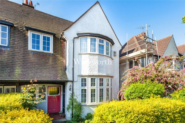 Thumbnail Semi-detached house for sale in Wentworth Road, London