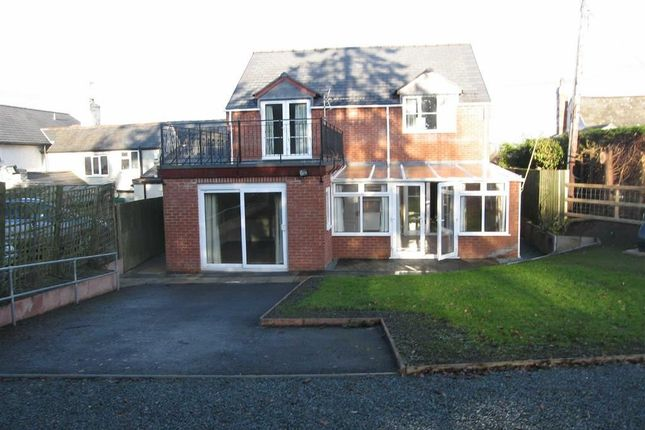 Thumbnail Detached house to rent in Crew Green, Shrewsbury
