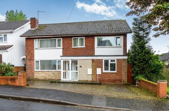 5 bed detached house for sale in Quentin Drive, Dudley, West Midlands