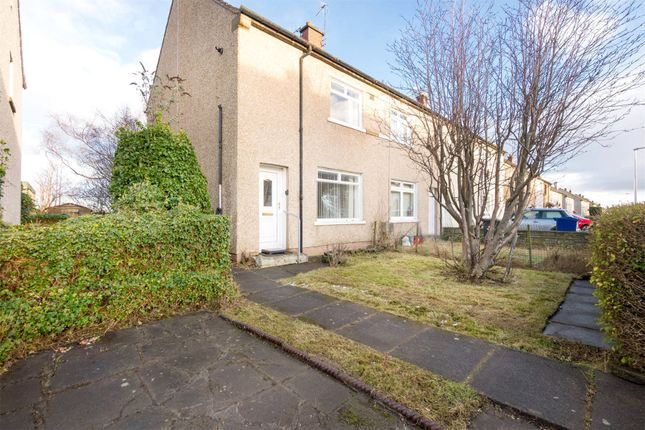 Thumbnail End terrace house for sale in Gaynor Avenue, Loanhead, Midlothian