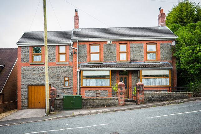 Thumbnail Detached house for sale in Graigwen Road, Pontypridd