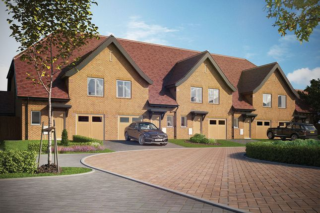 "Thumbnail Property for sale in ""The Oxford"" at Merry Hill Road, Bushey, Hertfordshire"