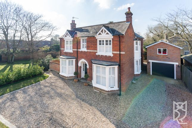 Thumbnail Detached house for sale in The Street, Ardleigh, Ardleigh