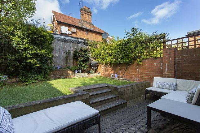 Garden New of North Hill, Highgate N6