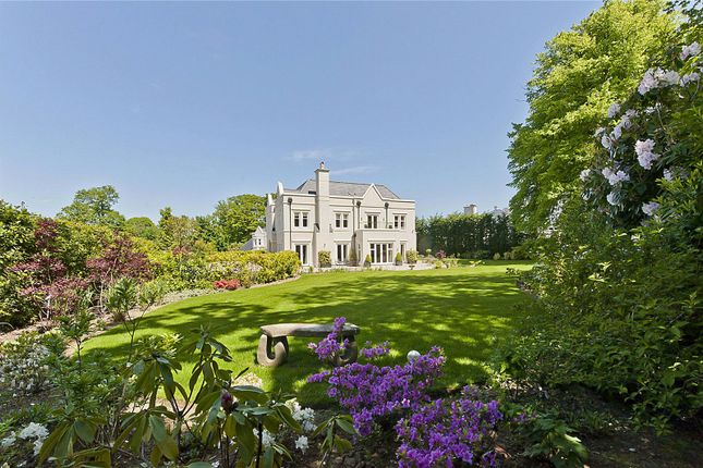Garden Elevation of Kingswood Warren Park, Woodland Way, Tadworth, Surrey KT20