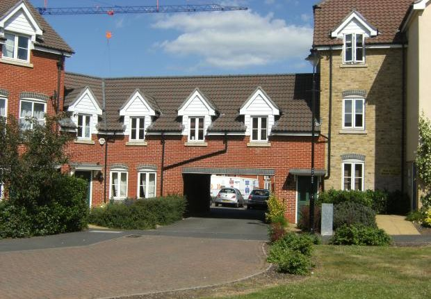 Thumbnail Flat to rent in Mercer Close, Larkfield, Aylesford