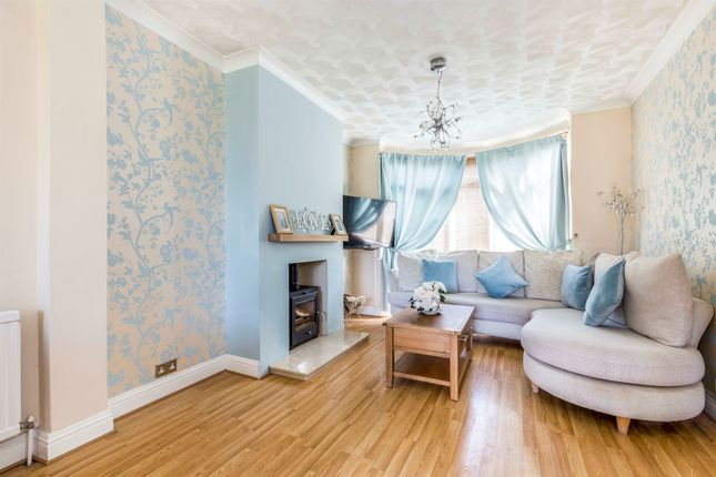 Thumbnail Terraced House For Sale In Bramber Road Gosport