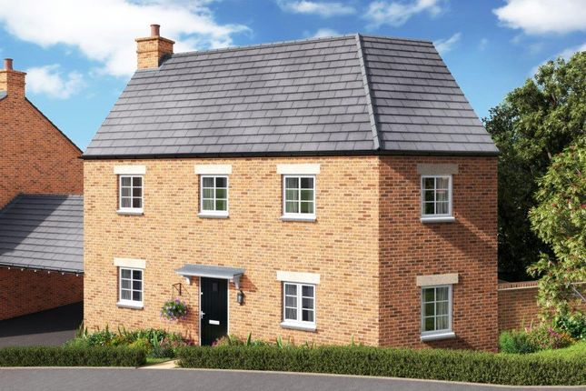 Thumbnail Semi-detached house for sale in St George's Fields, Wootton, Northampton