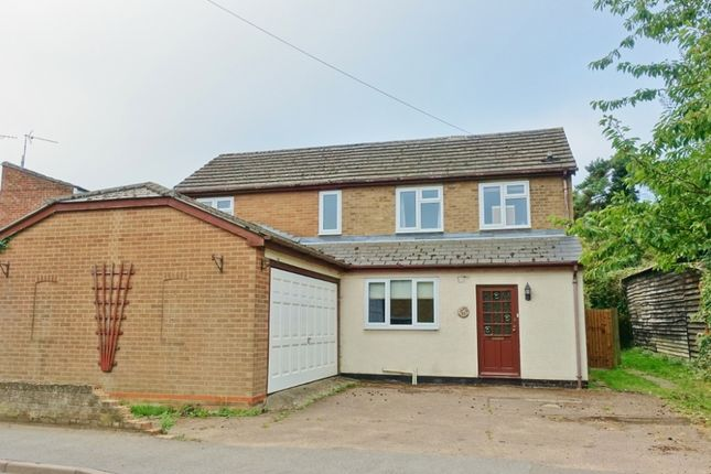 Thumbnail Detached house to rent in High Street, Wilburton, Ely