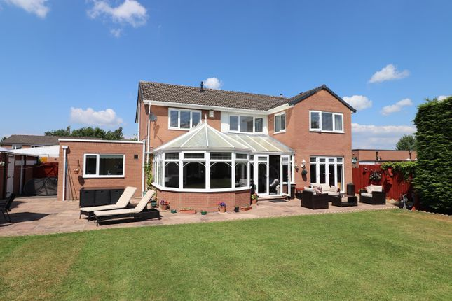4 bed detached house for sale in Hether Drive, Carlisle CA3