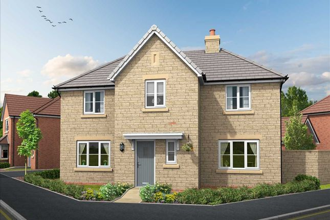 Thumbnail Detached house for sale in Box Road, Cam, Dursley