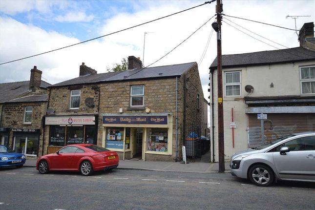 Thumbnail Studio for sale in Durham Road, Blackhill, Consett