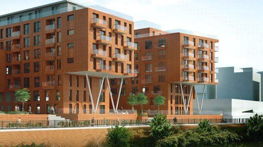 Thumbnail Property to rent in Adelphi Wharf, Adelphi Street, Salford, Greater Manchester