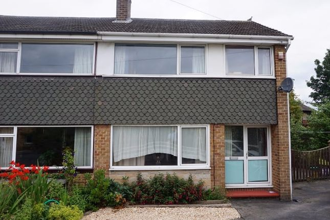 Thumbnail Semi-detached house for sale in Lilac Avenue, Wakefield