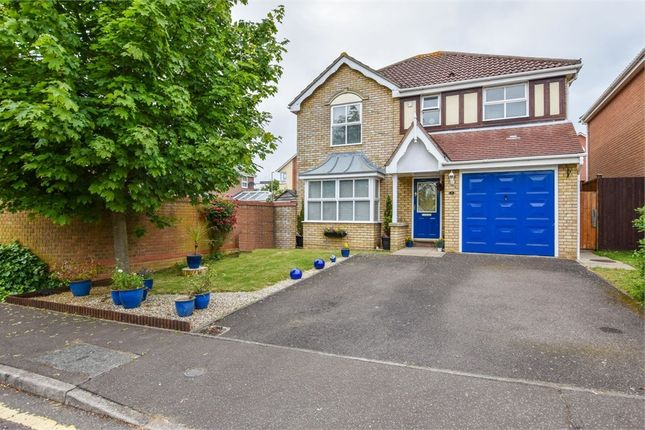 Thumbnail Detached house for sale in Sinclair Close, Colchester, Essex