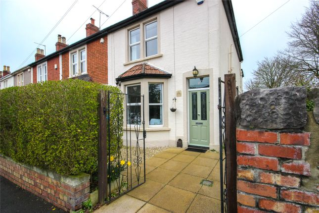 Thumbnail End terrace house for sale in Eastfield Road, Westbury-On-Trym, Bristol