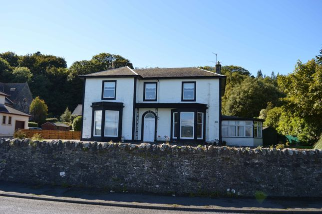 Thumbnail Flat for sale in Upper Flat, Clarendon House, 5, Shore Road, Port Bannatyne, Isle Of Bute