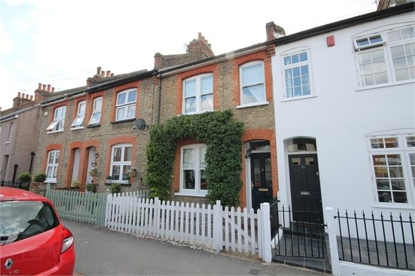 Thumbnail Terraced house to rent in Adelaide Road, Chislehurst, Kent