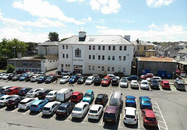 Office to let in Suite 2 River House, Castle Lane, Coleraine, County Londonderry