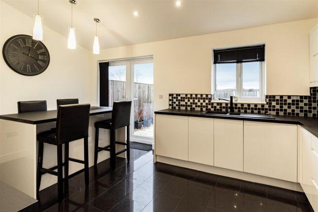 Kitchen1 of St. James Court, Castleford WF10