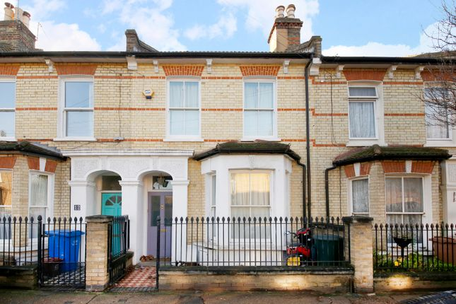 Thumbnail Terraced house to rent in Maxted Road, London