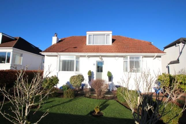 Thumbnail Bungalow for sale in Poplar Avenue, Newton Mearns, East Renfrewshire