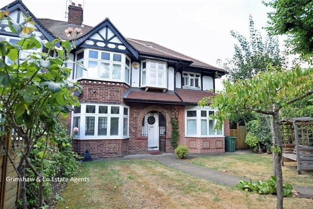 Thumbnail Property for sale in Brunswick Road, Greystoke Park Estate, Ealing, London