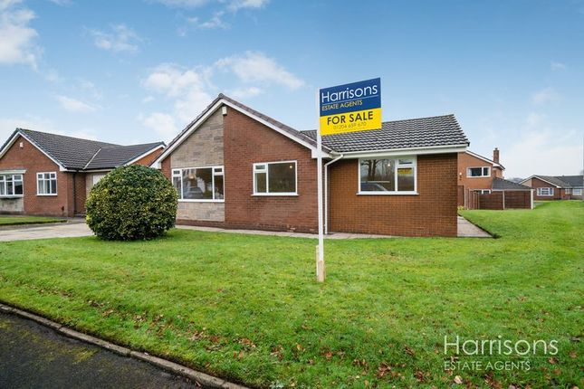 Thumbnail Detached bungalow for sale in Arran Close, Bolton
