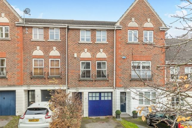 Thumbnail Town house for sale in Don Bosco Close, Cowley, Oxford