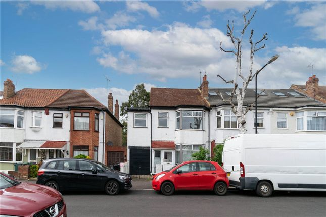 Thumbnail End terrace house for sale in Pentire Road, Walthamstow, London