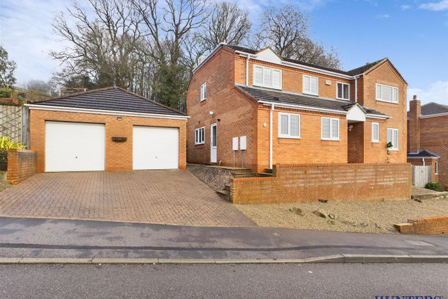 Thumbnail Detached house for sale in Gus Walker Drive, Pocklington, York