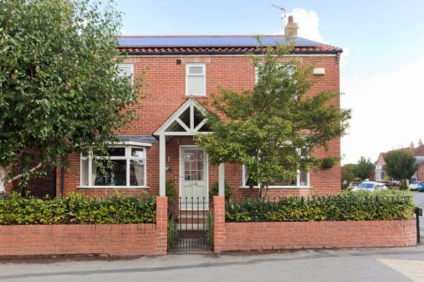 Thumbnail Detached house to rent in The Village, Wigginton
