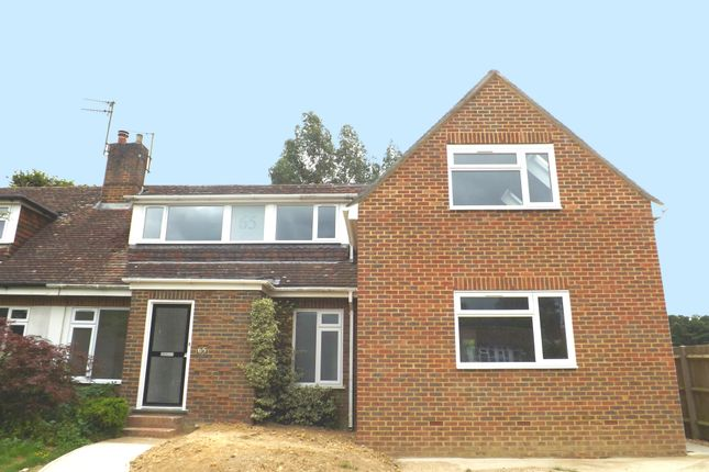 Thumbnail Semi-detached house to rent in Vale Road, Haywards Heath