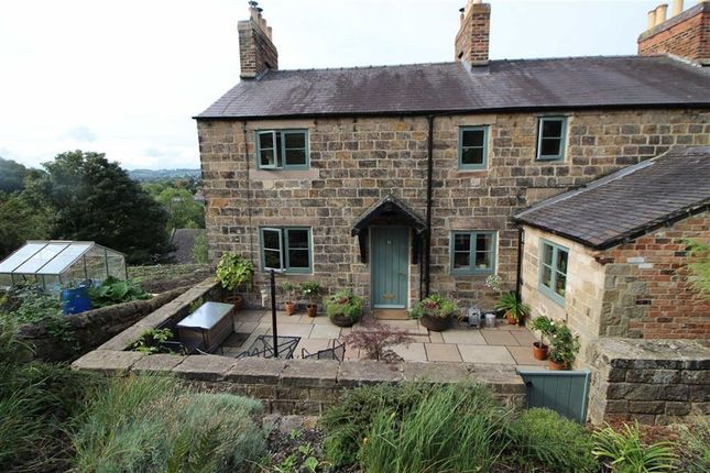 Thumbnail Cottage for sale in East Terrace, Milford, Derby